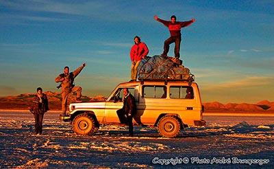 Voyage séjour Golf à La Paz en Bolivie